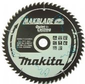 Makita 255x30mm TCT MAKBlade+ Mitre Saw Blade - 72 Teeth (B-08763)
